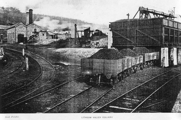 Lithgow Valley Colliery
