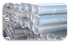ERW Pipe - Galvanised